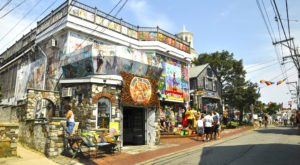 It's Impossible Not To Love The Most Eccentric Town In Massachusetts