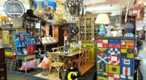 You'll Never Want To Leave This Massive Antique Mall In Charlotte