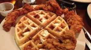 One Bite And You'll Be Hooked On The Weird Waffles At These 7 Nashville Restaurants