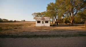 Most People Don't Know The Story Behind The Nebraska Ghost Town That Never Died