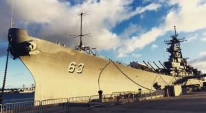 There's Only One Remaining Battleship In All Of Hawaii And You Need To Visit