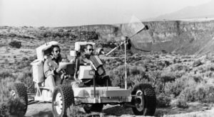 There's A Volcanic Crater In New Mexico Where Astronauts Once Trained For Moon Missions