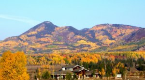 This Dreamy Road Trip Will Take You To The Best Fall Foliage In All Of Colorado