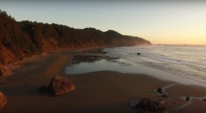The Top Secret Beach In Oregon That Will Make Your Summer Complete