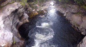 If You Didn't Know About This Swimming Hole In Maine, You've Been Missing Out