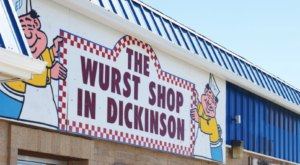 The Unassuming Restaurant In North Dakota That Serves The Best Bratwurst You'll Ever Taste