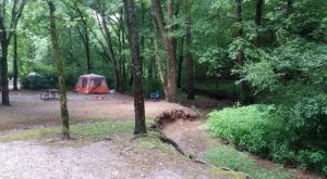 5 Glorious Campgrounds In Kentucky Where No Reservation Is Required