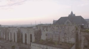 A Drone Flew Through This Abandoned Prison In Tennessee And Caught This Truly Eerie Footage