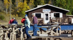 You'll Never Forget A Trip To This Old Gem Mine In Montana
