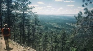 This South Dakota Hiking Trail Is The Stuff Dreams Are Made Of