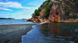 The Beach In Minnesota That Will Quickly Transport You To Another World