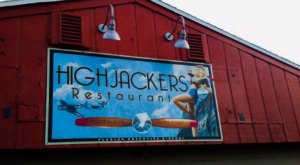 You Can Watch Planes Land At High Jackers Restaurant, An Underrated Restaurant In Florida