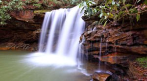 The Hike In West Virginia That Takes You To Not One, But TWO Insanely Beautiful Waterfalls
