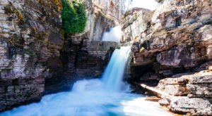 The Hike In Montana That Takes You To Not One, But TWO Insanely Beautiful Waterfalls