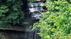 The Hike In Indiana That Takes You To Not One, But TWO Insanely Beautiful Waterfalls