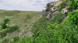 The Sinister Story Behind This Popular Kansas Preserve Will Give You Chills