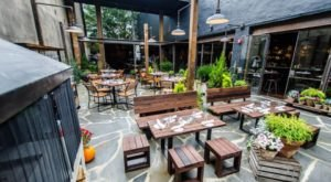11 DC Restaurants With The Most Amazing Outdoor Patios You'll Love To Lounge On