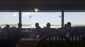 You Can Watch Planes Land At This Underrated Restaurant in Indiana