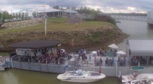 The Amazing Indiana Restaurant You Can Get To By Boat