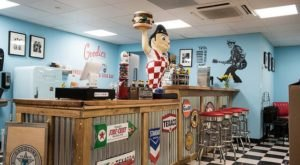 The Good Old Fashioned Frozen Custard Shop In Washington DC That Will Take You Back In Time