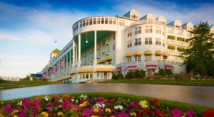 You'll Never Forget Your Stay At Michigan's Historic Island Resort