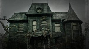 """There's Nothing More Terrifying Than A Trip Inside Stephen King's Horrifying """"It"""" House"""