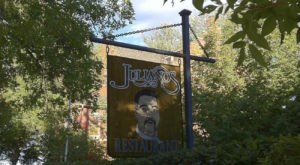 You'll Never Forget Your Visit To The Most Haunted Restaurant In Montana