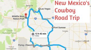 The Road Trip Through New Mexico's Cowboy Country That Is Second To None