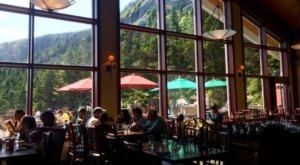 The Amazing Vermont Restaurant You Can Only Get To By Gondola