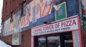 A Little Hole-In-The-Wall Restaurant In Ohio, Leaning Tower Of Pizza Serves Scrumptious Food