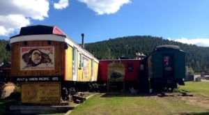 This Train Near Denver Is Actually A Restaurant And You Need To Visit