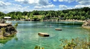 The Swimming Hole Near Louisville That Will Make Your Summer Epic