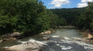 The Swimming Spot In West Virginia You Must Visit Before Summer's Over
