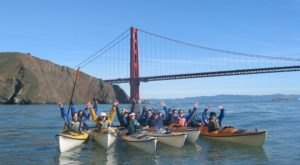 10 Perfect Places To Kayak And Canoe Around San Francisco This Summer
