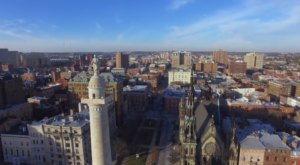 The Amazing Timelapse Video That Shows Baltimore Like You've Never Seen it Before