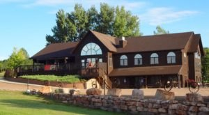 The Beautiful Restaurant Tucked Away In A South Dakota Forest Most People Don't Know About