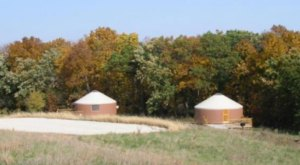 The Amazing Iowa Park That Takes Camping To The Next Level