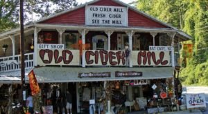 These 6 Charming Cider Mills In North Carolina Will Have You Longing For Fall