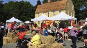 11 Harvest Festivals In Massachusetts That Will Make Your Autumn Awesome