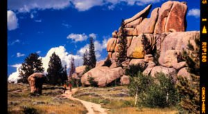 Here Are The 9 Strangest Rock Formations In Wyoming You Have To See To Believe