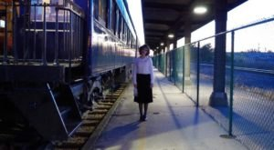 Board This Haunted Kentucky Train At Night For A Truly Frightful Experience