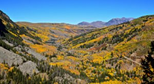The Skyline Drive That Will Show You Colorado's Fall Colors Like Never Before