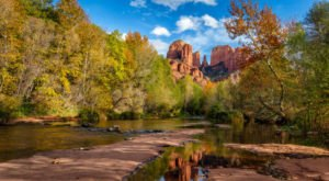 Here Are The Best Times And Places  To View Fall Foliage In Arizona
