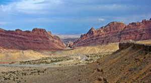 A Drive Down Utah's Loneliest Road Will Take You Miles And Miles Away From It All