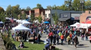 These 12 Harvest Festivals In Ohio Are A Great Way To Celebrate Autumn