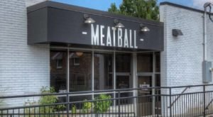 The Meatballs Alone Are Worth A Trip To This Charming Nebraska Neighborhood