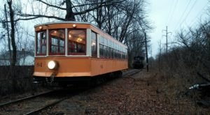 The Haunted Trolley Ride Through Ohio That Will Terrify You In The Best Way Possible