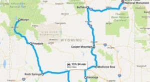 This Dreamy Road Trip Will Take You To The Best Fall Foliage In All Of Wyoming