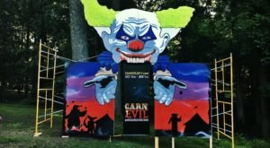 The One Terrifying Festival Near Baltimore That Will Spook You Into Oblivion