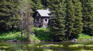 People Travel From All Over Idaho To Visit This Hidden Cabin In The Woods